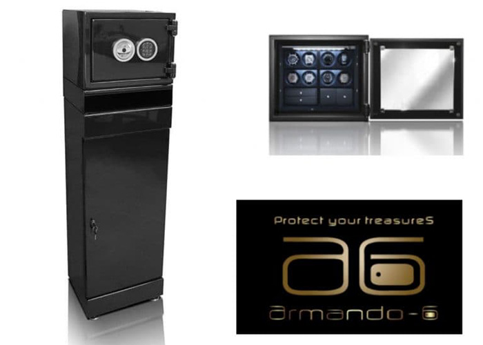 Security cabinets for your most precious valuables 4
