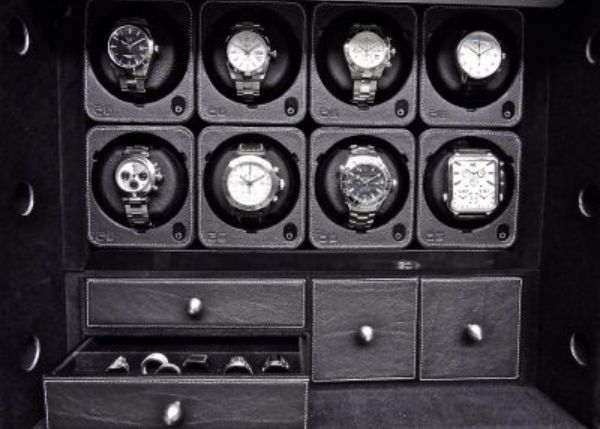 Advantages of our safes: the perfect balance between aesthetics, comfort and safety 4